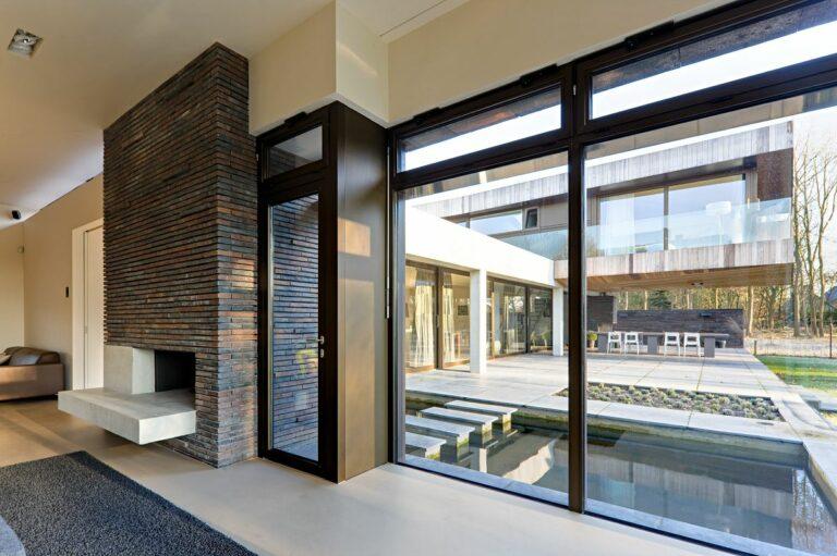 Nu-View Aluminium Windows, Doors & Glass - Glass Features