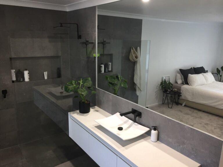 Nu-View Aluminium Windows, Doors & Glass - Bathroom Mirror