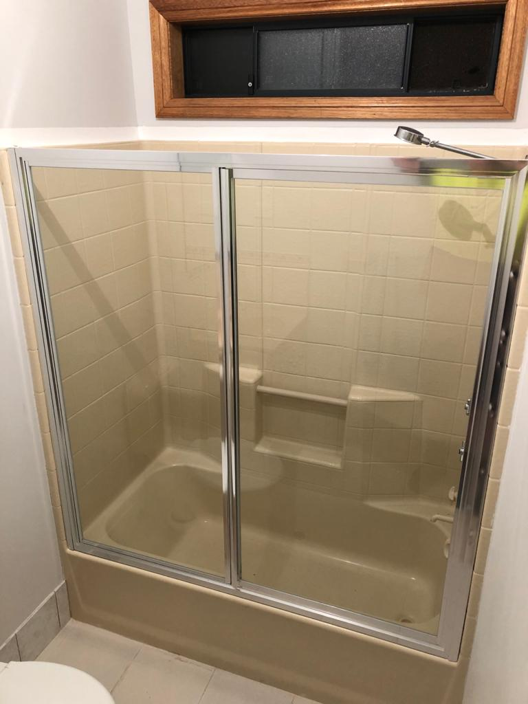 Nu-View Aluminium Windows, Doors & Glass - Shower