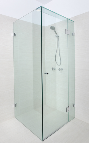 Nu-View Aluminium Windows, Doors & Glass - Frameless Shower Screen