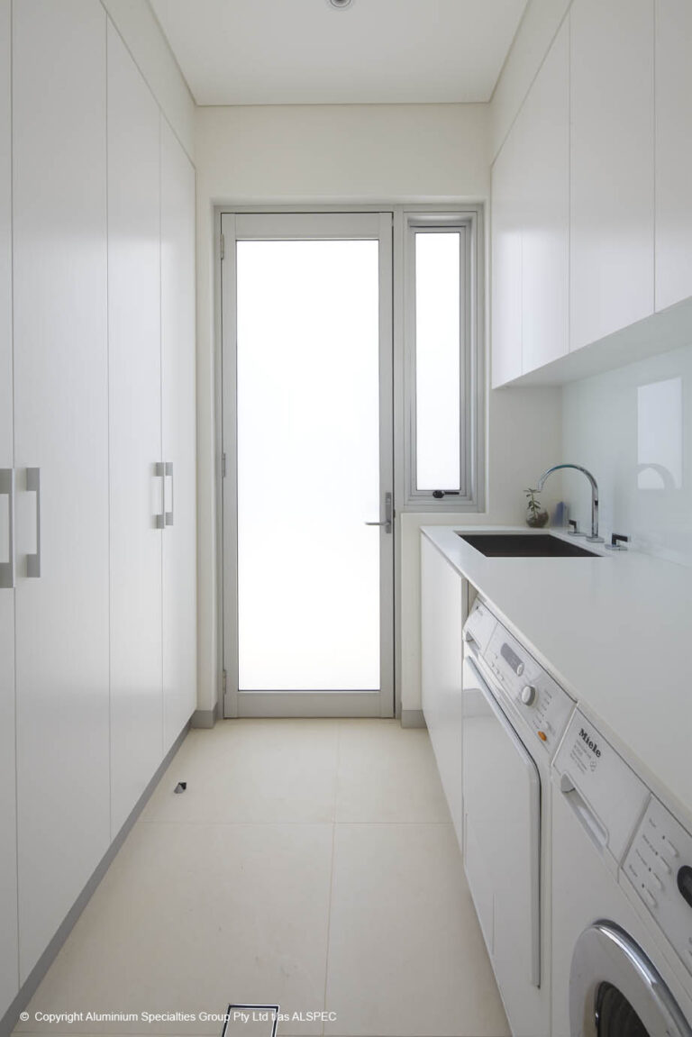 Nu-View Aluminium Windows, Doors & Glass - Select Hinged Door