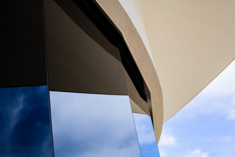 Nu-View Aluminium Windows, Doors & Glass - Alders Building Tumby Bay Marina Job