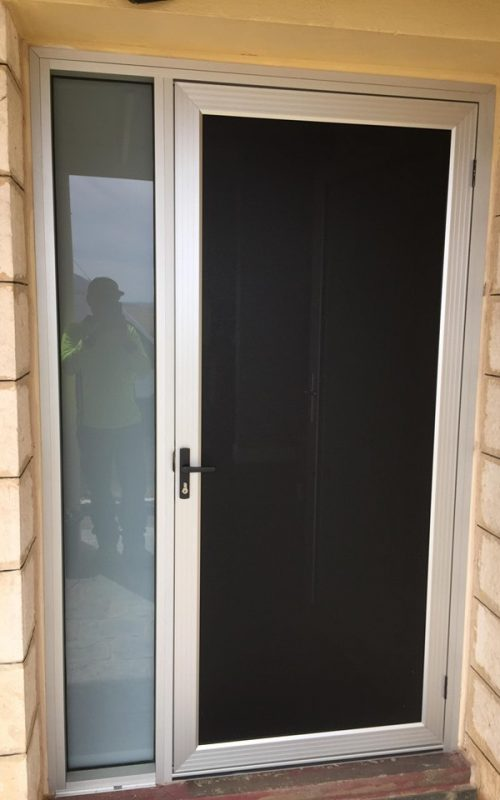 Nu-View Aluminium Windows, Doors & Glass - Alugard Security Door