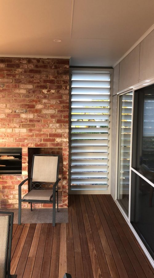 Nu-View Aluminium Windows, Doors & Glass - Louvres