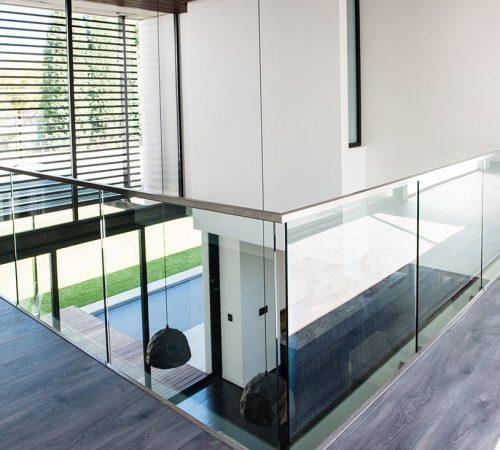Nu-View Aluminium Windows, Doors & Glass - Glass Balustrade